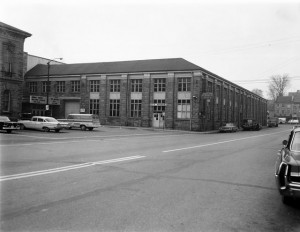 1964, Old City Market Building