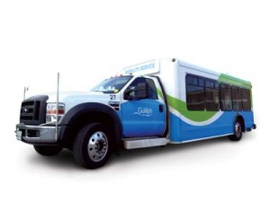 Guelph Transit Mobility Bus