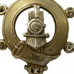 Railroad emblem